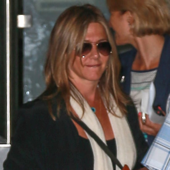 Jennifer Aniston at LAX Airport July 2016 | Pictures
