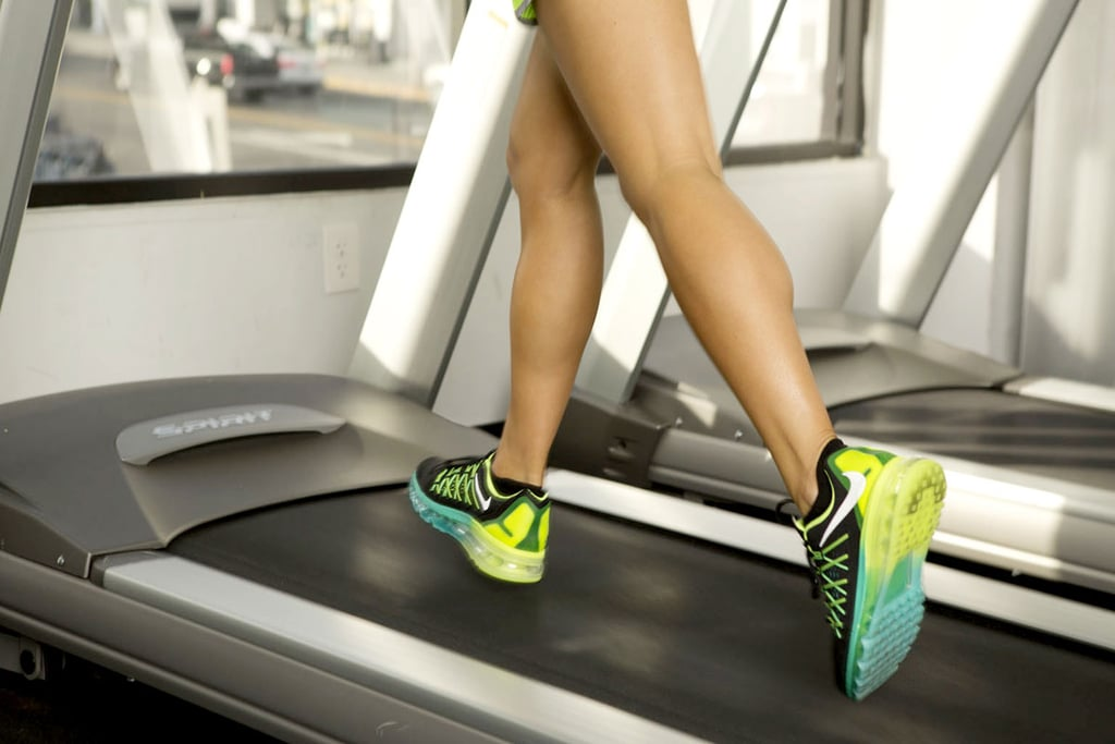 Beat Belly Fat With This 45-Minute Running Workout