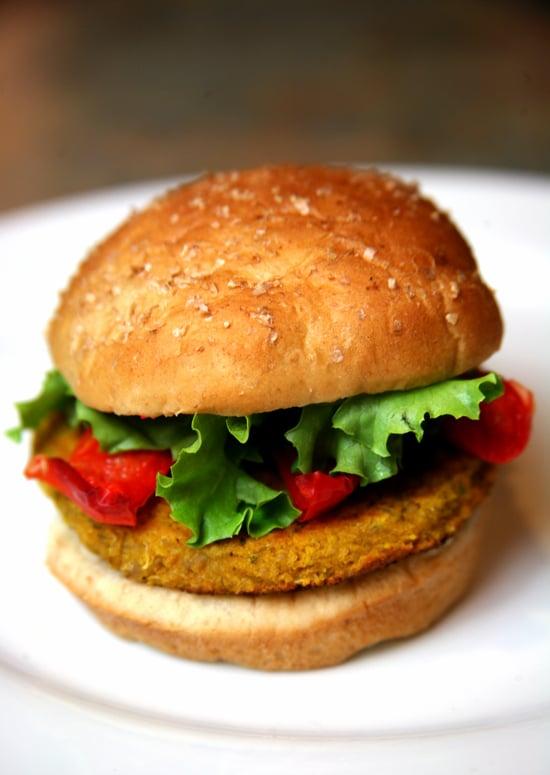 Vegetarian Burgers Hot Dog Recipes
