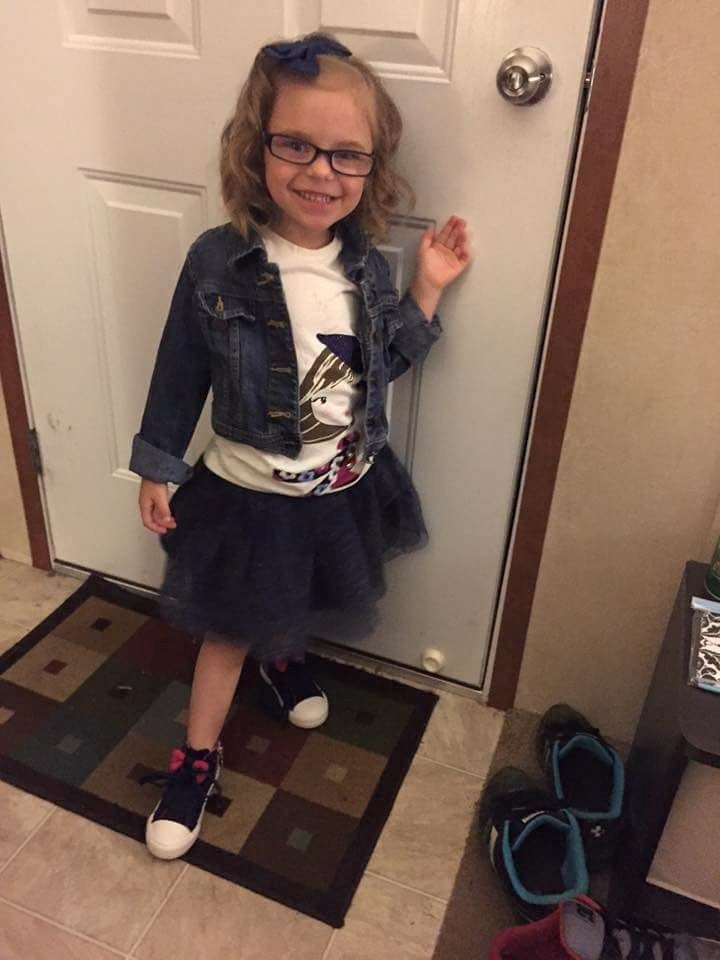 Before And After First Day Of Preschool Popsugar Family