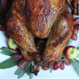 Bourbon-Glazed, Spice-Rubbed Turkey