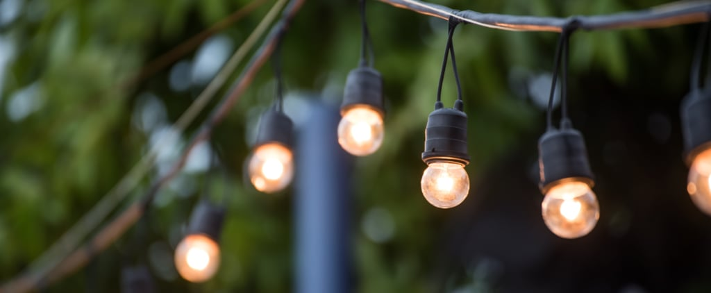Amp Up Your Outdoor Space With String Lights