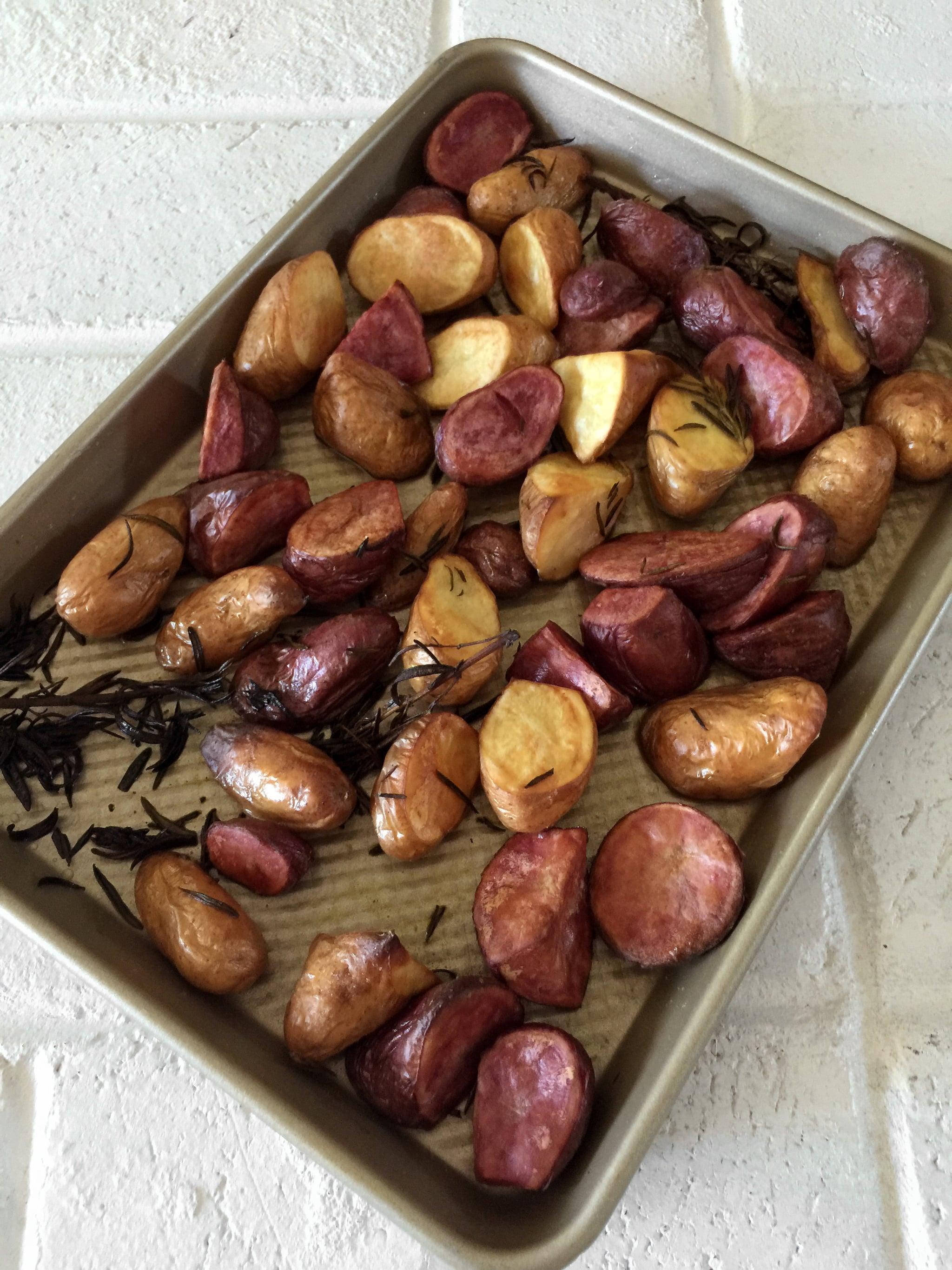Easy roasted potato recipes