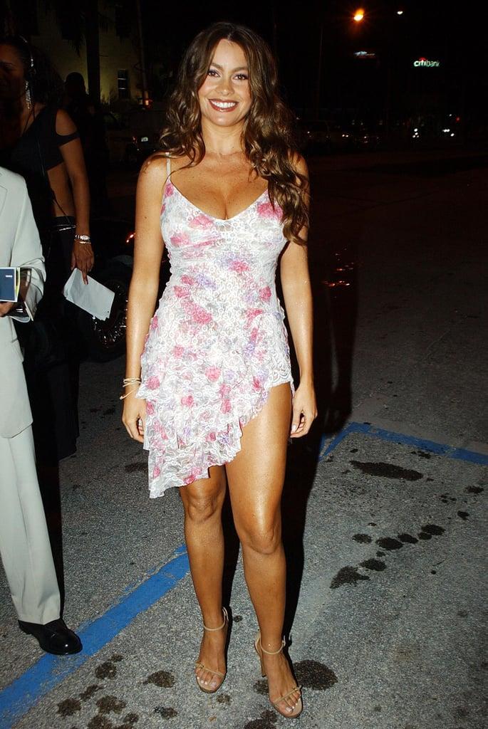 Sofia Vergara's Most Revealing Outfits