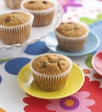 Apple and Carrot Breakfast Muffins