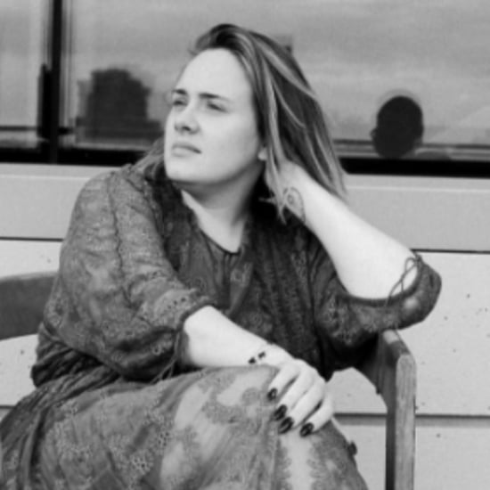 Makeup-Free Pictures of Adele