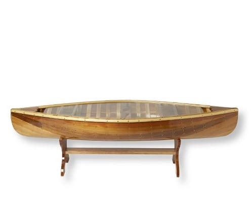 Love It Or Hate It Canoe Coffee Table Popsugar Home
