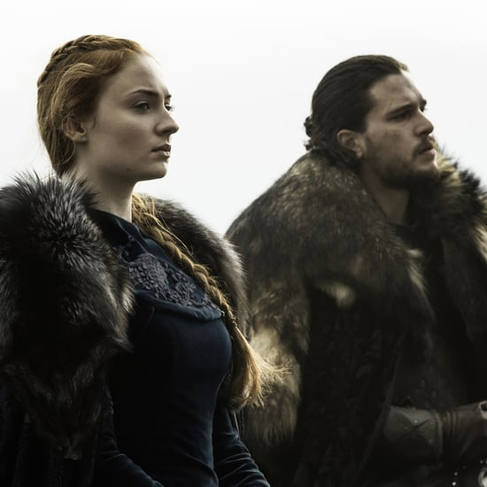 Sophie Turner Talks About Jon and Sansa on Game of Thrones