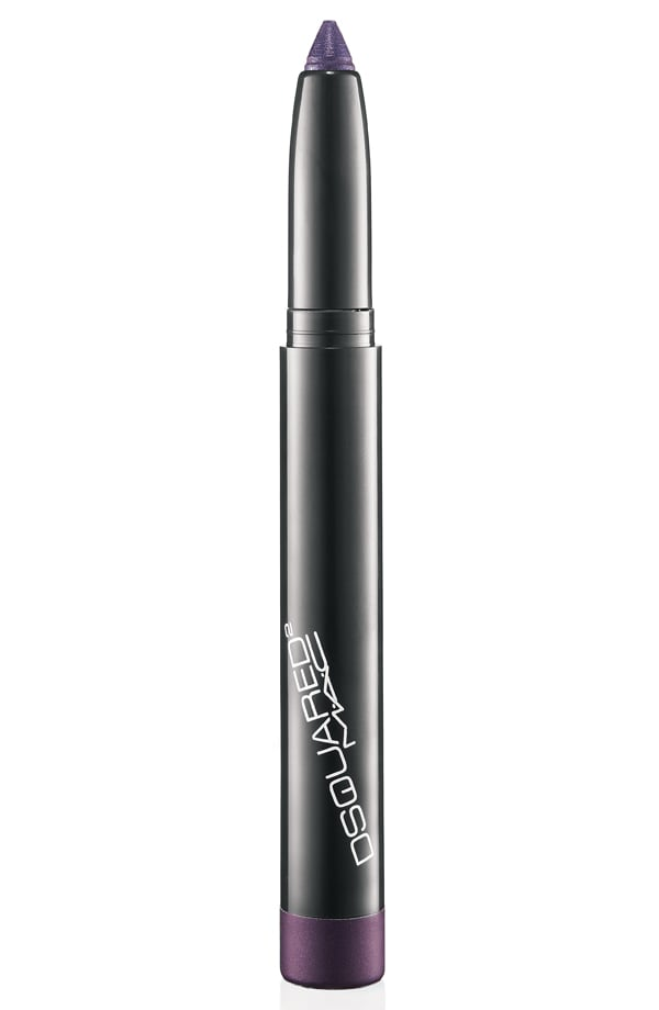 DSquared Greasepaint Stick in V ($17.50), a bright blue violet<br />