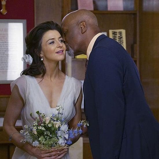 Grey's Anatomy Wedding Photos