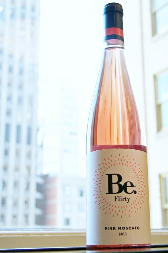 Be Flirty Pink Moscato 2011 Review