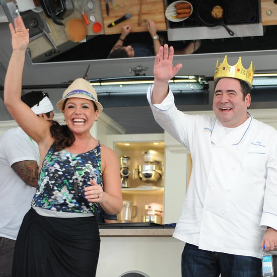 Pictures of Rachael Ray and Famous Chefs
