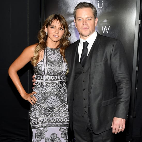 Matt Damon at Jason Bourne Premiere in Las Vegas 2016