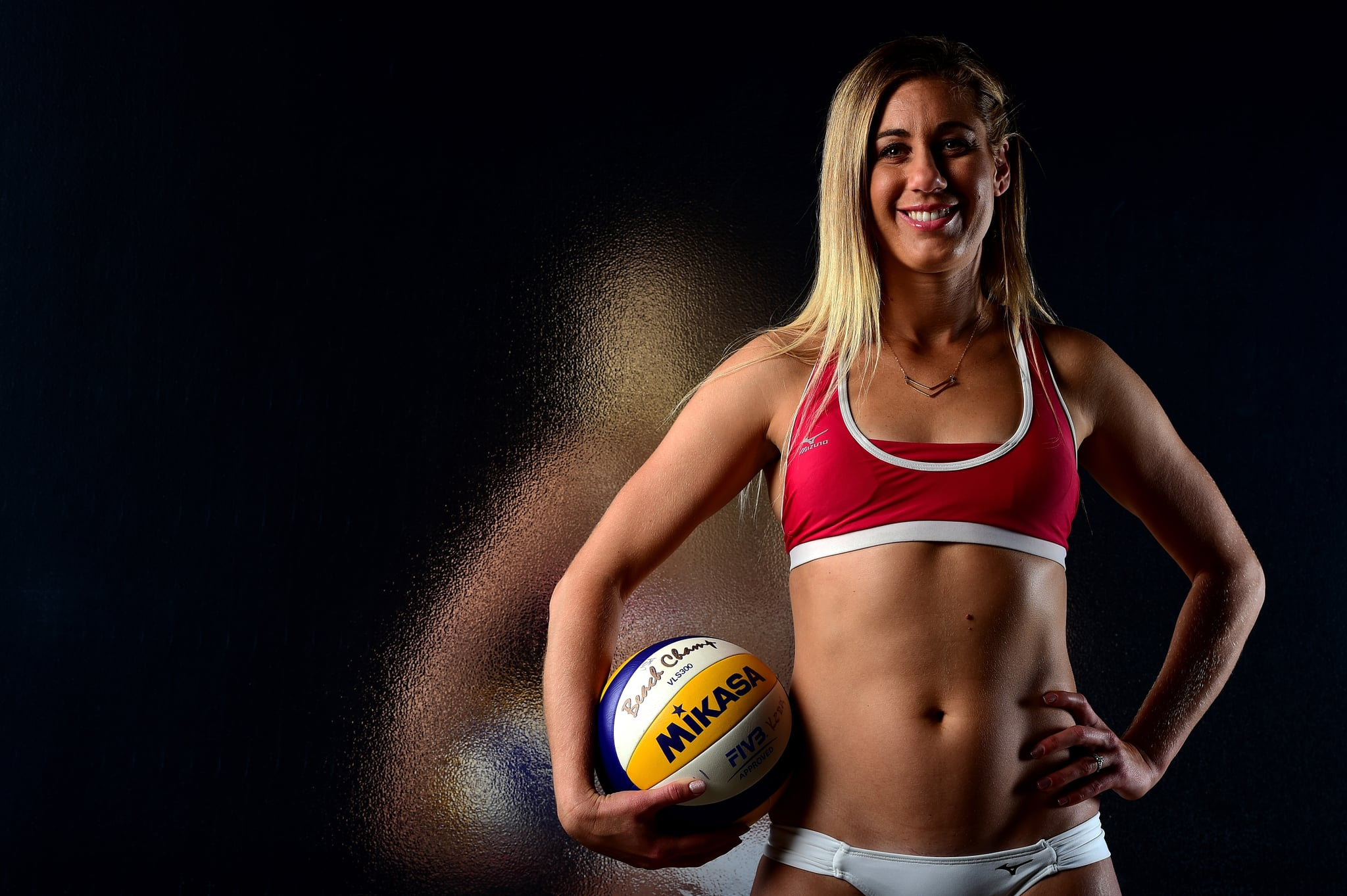 17032ed1b4 Olympic Training Schedule For Volleyball Player April Ross ...