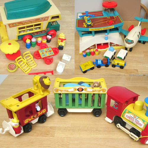 Vintage Fisher Price Toys For Kids Popsugar Family