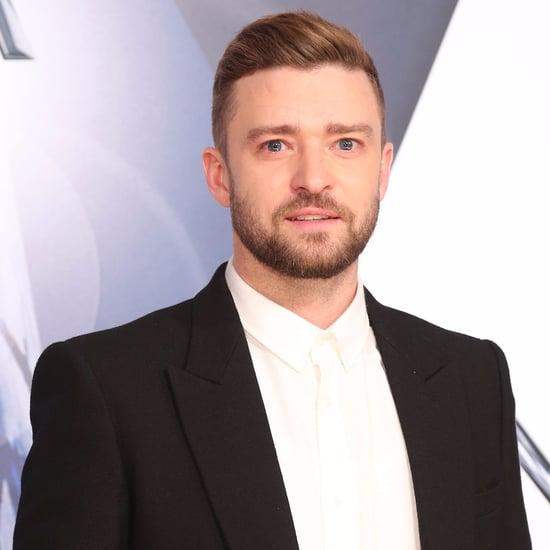 Justin Timberlake Doing the Carlton Dance July 2016