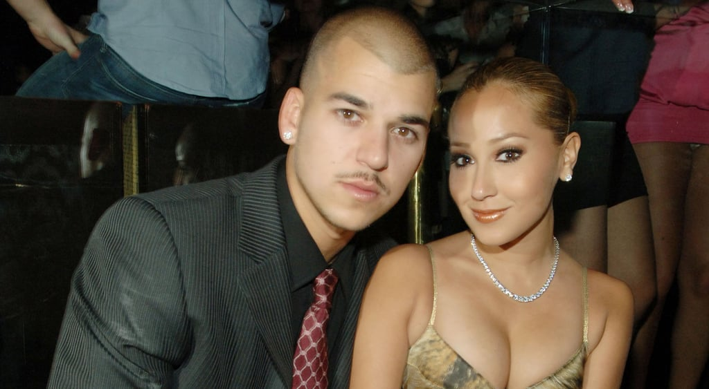 Rob Kardashian Responds To Adrienne Bailon Popsugar