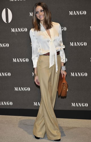 pictures of olivia palermo at mango event popsugar fashion. Black Bedroom Furniture Sets. Home Design Ideas