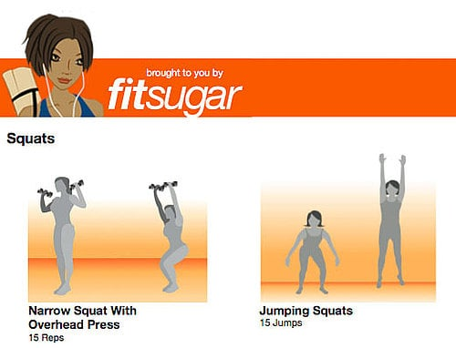 Print It: FitSugar Glutes and Hamstring Workout
