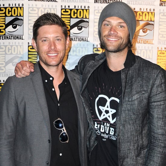 Jensen Ackles and Jared Padalecki at Comic-Con 2016