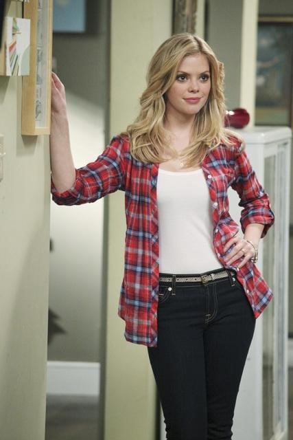 Dreama Walker in Don&#039;t Trust the B---- In Apartment 23.</p> <p>Photos copyright 2012 ABC, Inc.