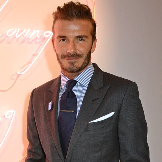David Beckham Tatouage de Cheval