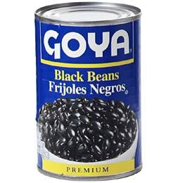 Spicy Black-Bean Cakes