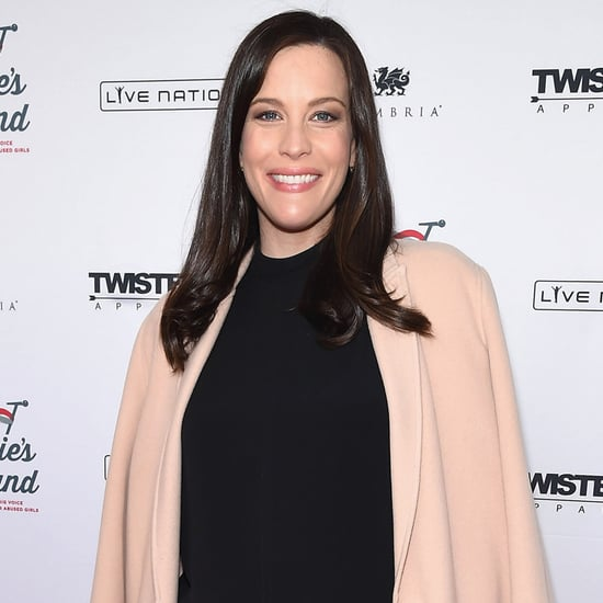 Liv Tyler Gives Birth to a Baby Girl July 2016