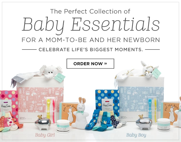 Baby Gift Must Haves : Baby shower gift from popsugar must have fashion