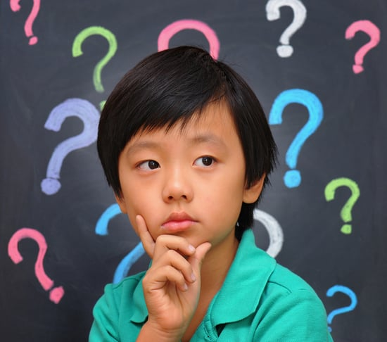 How Many Questions Kids Do Kids Ask in a Day? | POPSUGAR Family