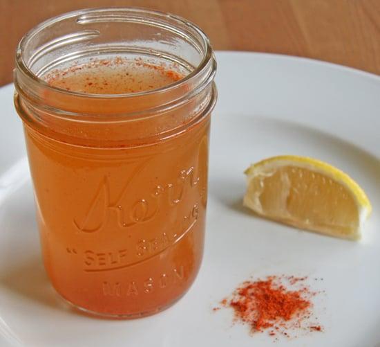 Apple Cider Vinegar Cayenne Pepper Cold Remedy | POPSUGAR