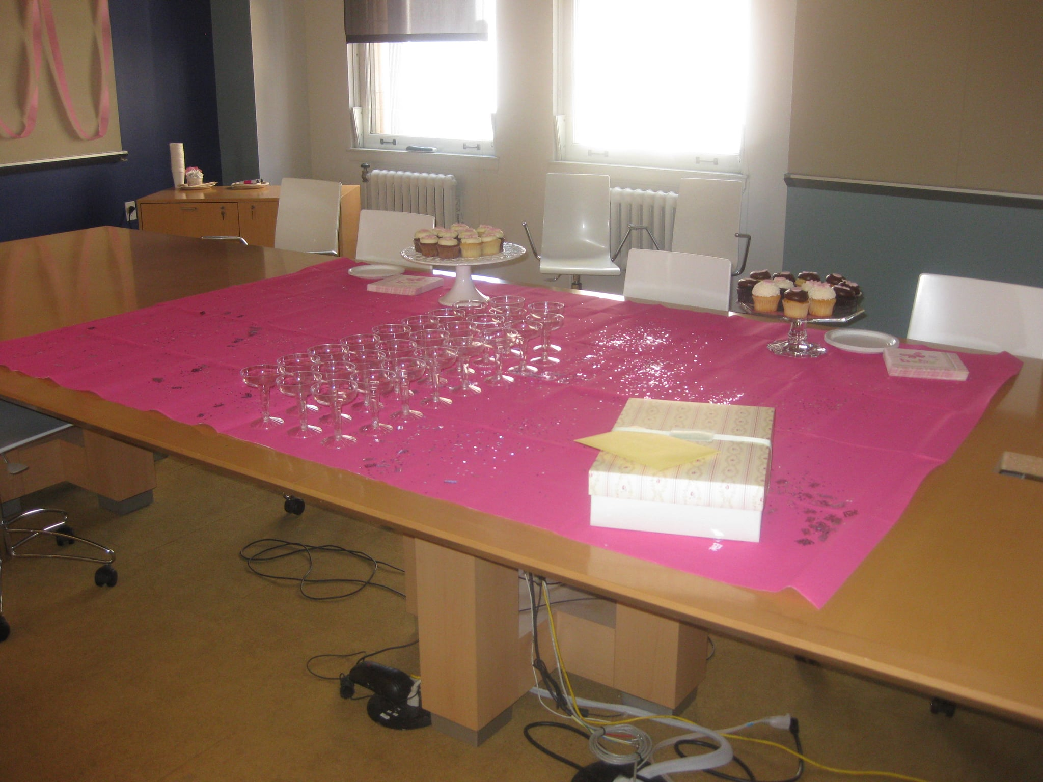 instant office baby shower have you hosted a party in your office