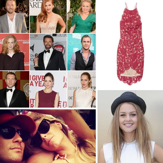 Celebrity Fashion Beauty News: Australian Icons, 2013