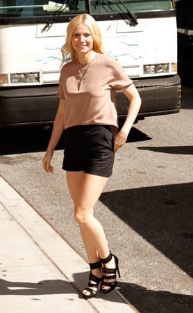 Video Of Gwyneth Paltrow S Iron Man 2 Workout For Legs