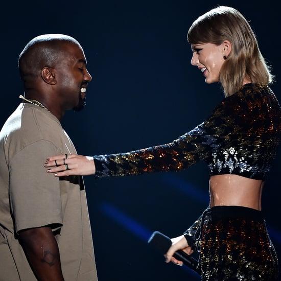 Taylor Swift, Kanye West, and Kim Kardashian Feud Details