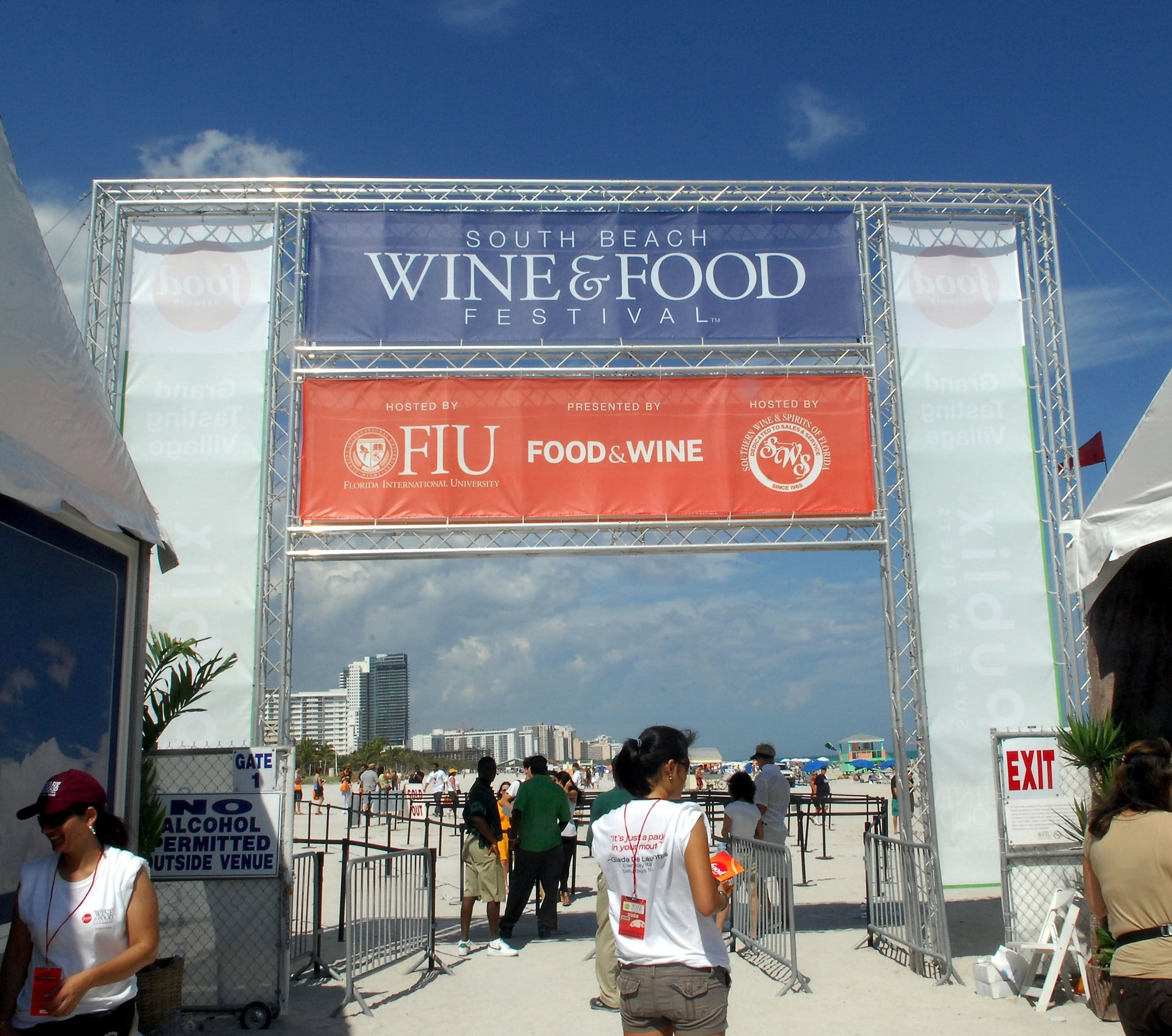 2008 South Beach Wine and Festival