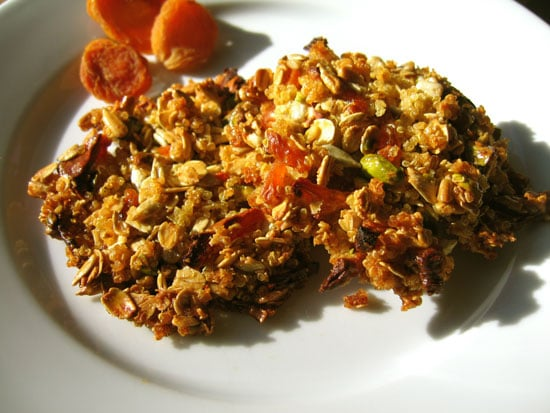 ... Granola Bar Cookie With Quinoa, Apricots, and Nuts | POPSUGAR Fitness