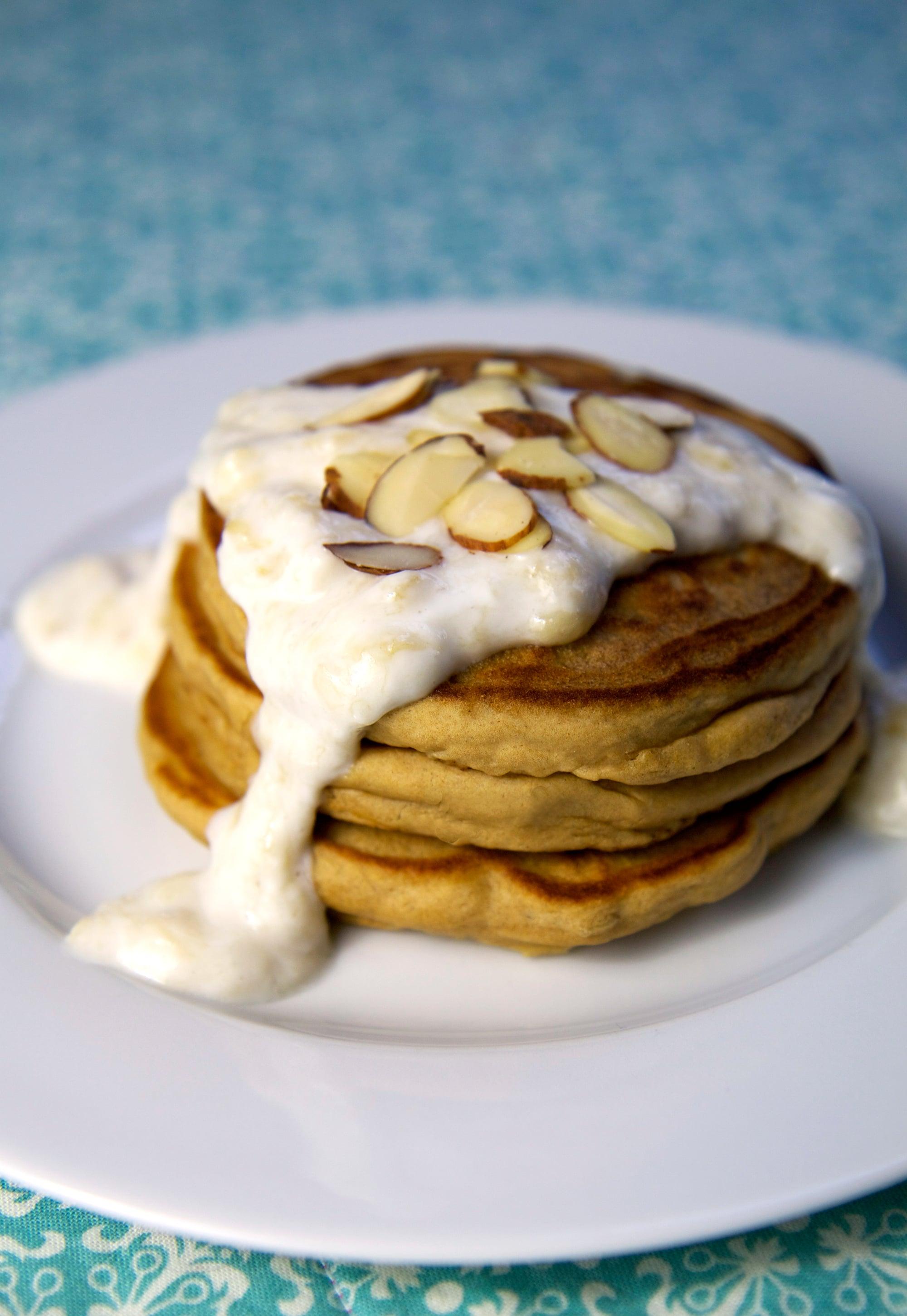 High Protein Protein Pancakes Popsugar Fitness