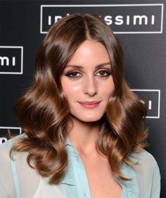 Olivia Palermo Wavy Hair How To Popsugar Beauty