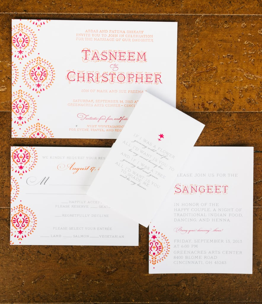 Wedding Invitations | POPSUGAR Home