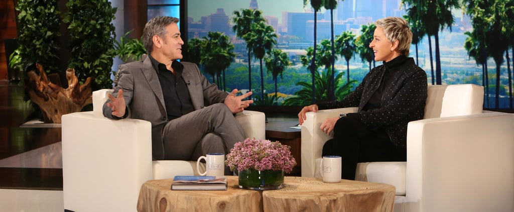 George Clooney Reveals It Took Amal 25 Minutes to Say Yes to His Proposal