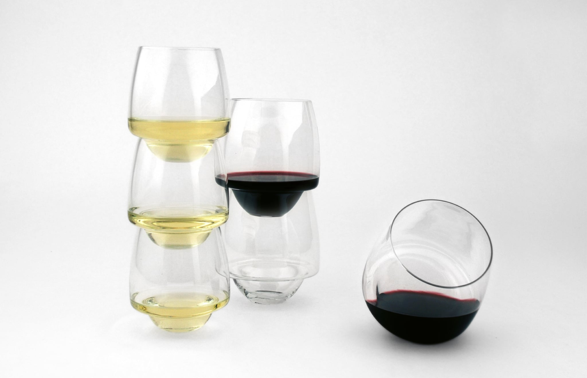 wine glass that doesn t spill popsugar food