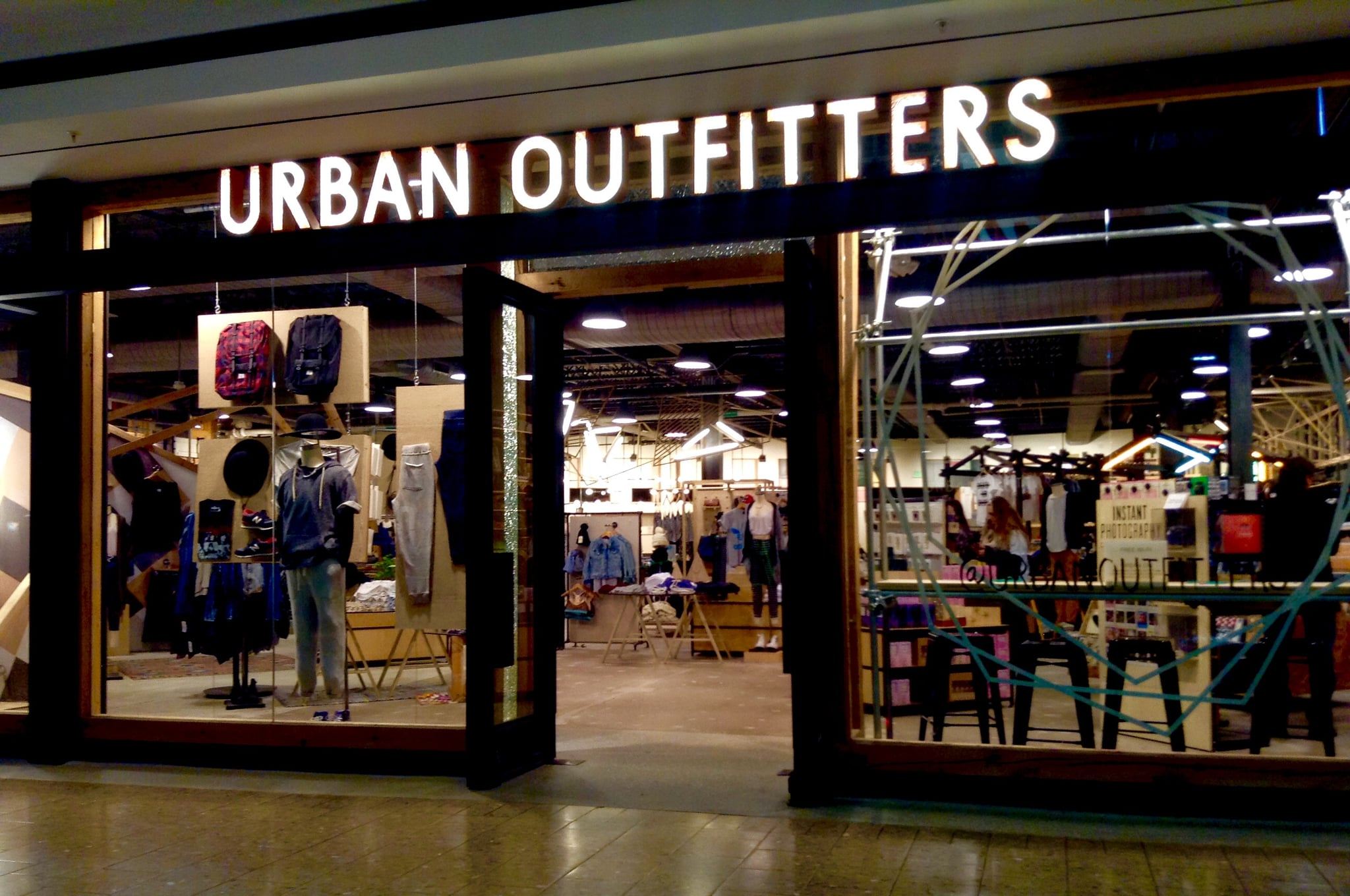 Urban Outfitters is a lifestyle retailer offering a mix of trendy women's and men's clothing, backpacks, beauty products, intimates, shoes, and hand-picked vintage clothing. They also provide everything you'll need to decorate your small space. All online orders over $50 include free shipping.
