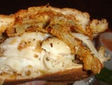 Blackened Grilled Grouper Sandwich