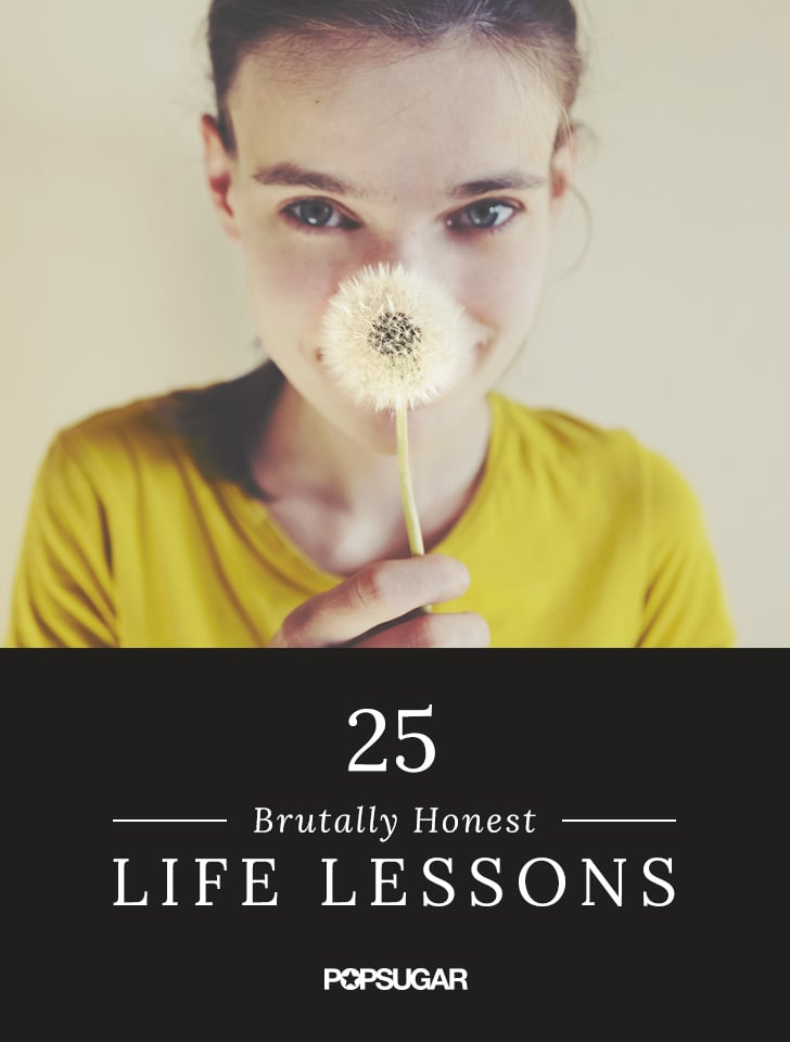 """You'll Know You're a """"Real"""" Adult When You Accept These 25 Truths"""