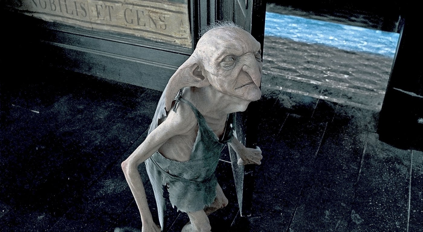 HARRY POTTER: anything you can tell me about Kreacher?