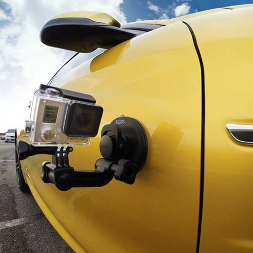 GoPro Used in Cars