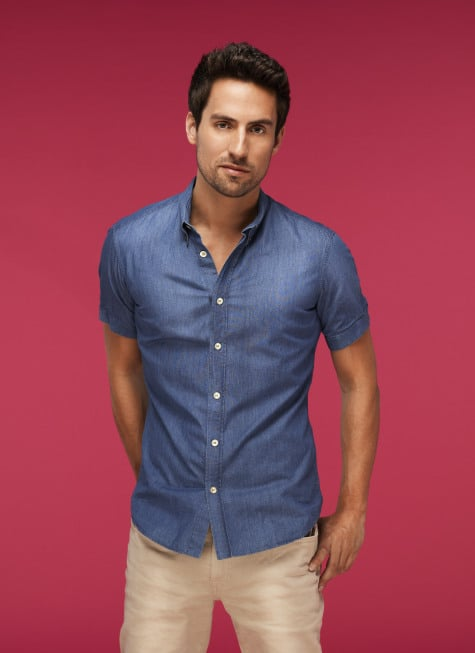 Ed Weeks on The Mindy Project.