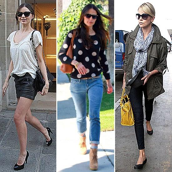 Celebrity Style Quiz For September 26 2011 Popsugar Fashion