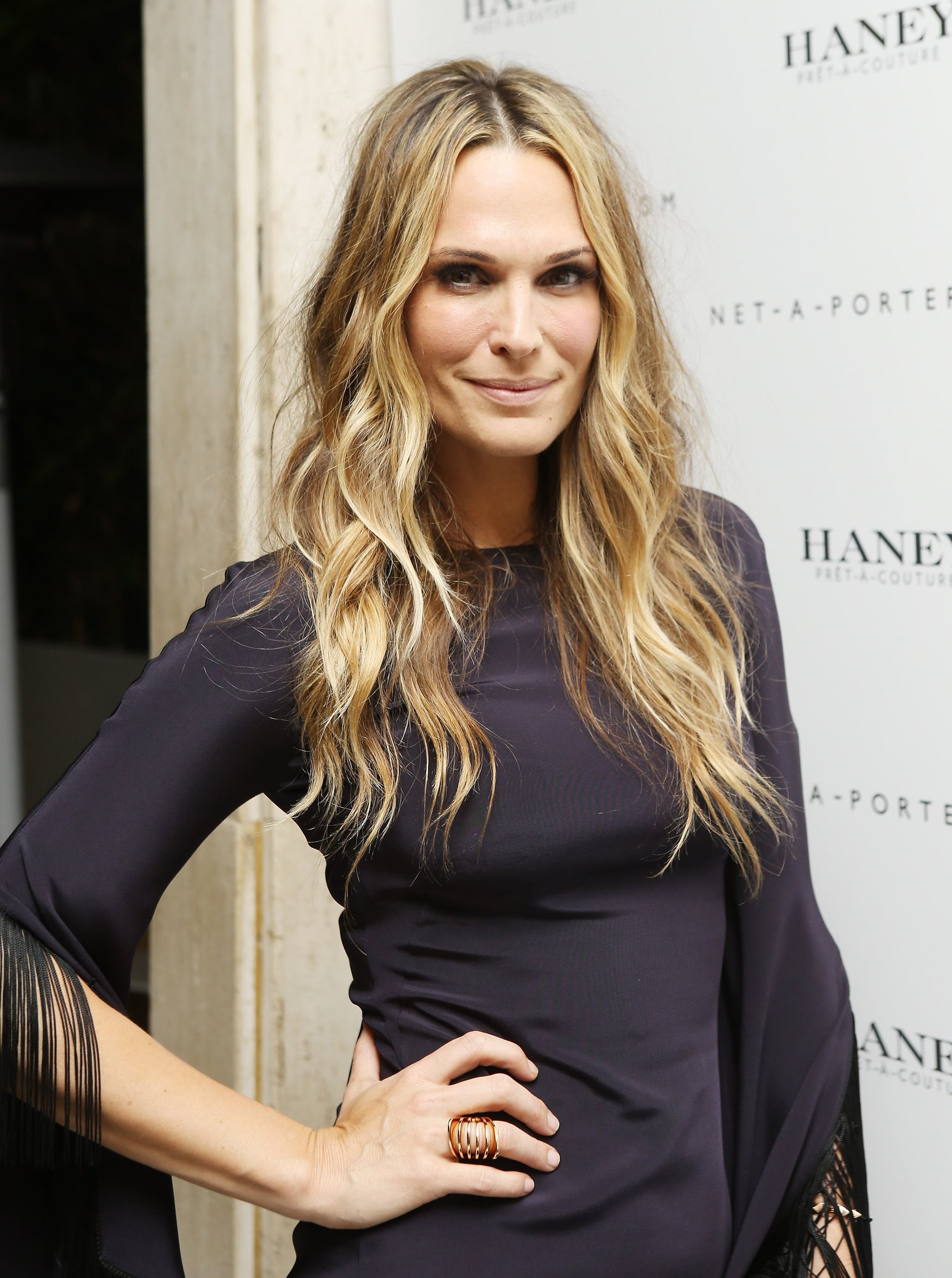 Molly Sims Workout | POPSUGAR Fitness